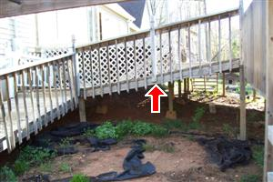 Handyman Deck Construction